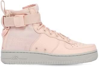 Nike Sf Air Force 1 Mid Top Sneakers