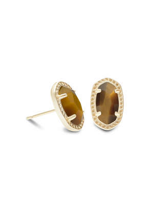 Kendra Scott Emery Stud Earrings in Gold