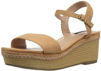 Kensie Women's Timothy Wedge Sandal