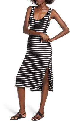 Rip Curl Essentials Stripe Midi Dress