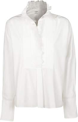 Etoile Isabel Marant Ruffled Collar Shirt