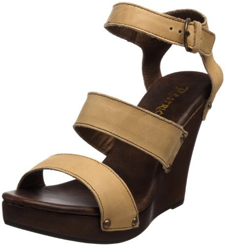 Restricted Women's Harmony Strappy Wedge Sandal