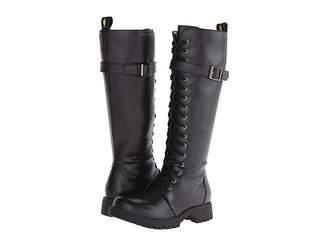 Volatile Combat Women's Zip Boots