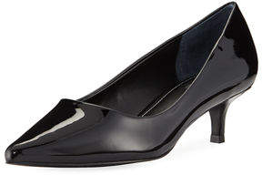Charles by Charles David Dare Low-Heel Patent Leather Pump