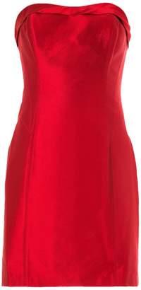 Tufi Duek strapless dress