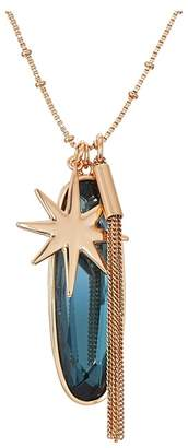 Vince Camuto 32 Ombre Charm Necklace Necklace