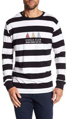 Barney Cools Cools Club Long Sleeve Tee