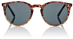 "Oliver Peoples Men's ""O'Malley Sun"" Sunglasses - Red"