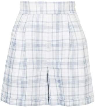 CITYSHOP checked shorts