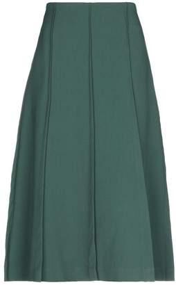 8cf996c40c20 Green Satin Skirt - ShopStyle UK