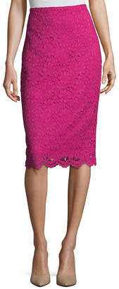 WORTHINGTON Worthington Lace Midi Skirt - Tall 29.5