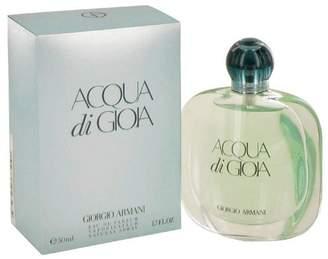 Giorgio Armani Acqua Di Gioia by Women's Eau De Parfum Spray 1.7 oz - 100% Authentic