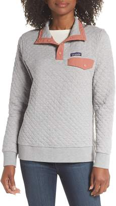 Patagonia Snap-T(R) Quilted Pullover