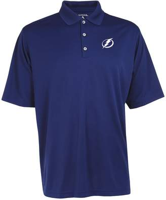 Antigua Men's Tampa Bay Lightning Exceed Performance Polo