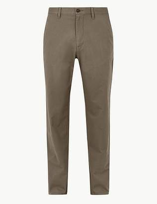 Marks and Spencer Big & Tall Cotton Rich Chinos