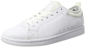 DC Women''s Magnolia Low-Top Sneakers, White-Combo