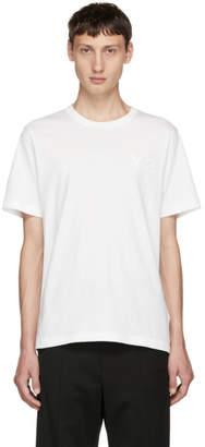 Y-3 White Classic T-Shirt