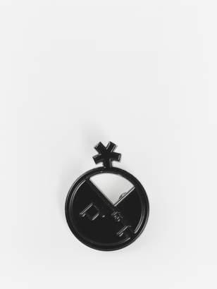 A-Cold-Wall* A Cold Wall* BLACK BAUHAUS PIN
