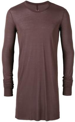 Rick Owens mid-length sweater