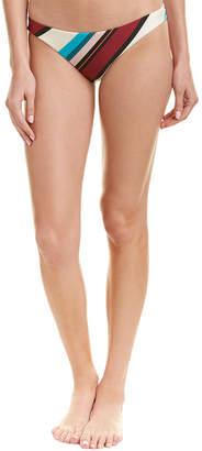 Vix Vintage Stripe Bikini Bottom
