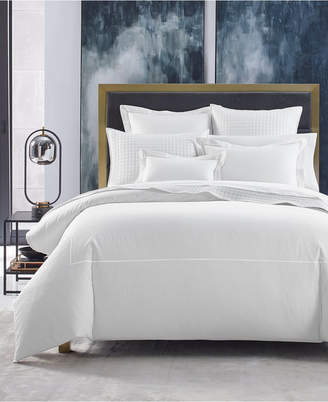 Hotel Collection Italian Percale Twin Duvet Bedding