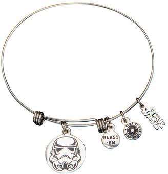 Star Wars Stainless Steel Stormtrooper Expandable Bracelet