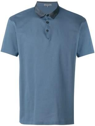 Lanvin short sleeved polo shirt
