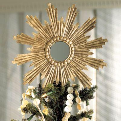 Venetian Star Tree Topper