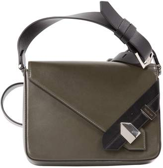 Thierry Mugler Leather Crossbody Bag