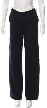 Reed Krakoff Mid-Rise Flared Pants
