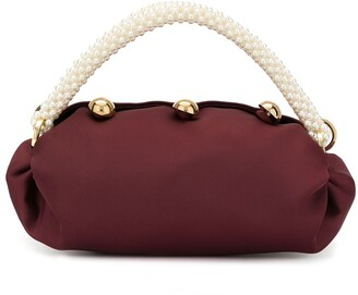 0711 Nino Pearl-Handle Mini Bag