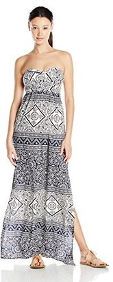 Element Junior's Next Door Maxi Dress $69.95 thestylecure.com