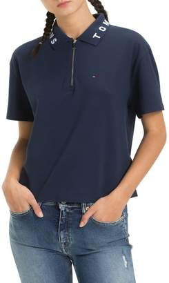 Tommy Jeans TJW Logo Collar Polo