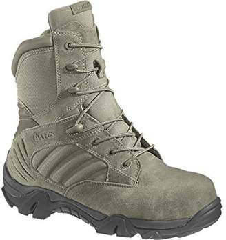 Wolverine Bates Men's Gx-8 8 Inch Comp Toe Zip Uniform Boot