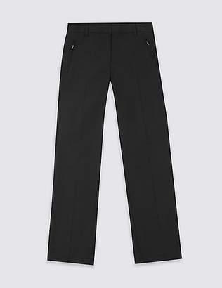 Marks and Spencer Girls' Slim Leg Trousers