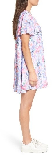 Women's Show Me Your Mumu Floral Print Tunic 3