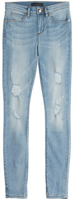 Juicy Couture Glamour Skinny Jeans $200 thestylecure.com