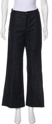 Co High-Rise Flared Jeans