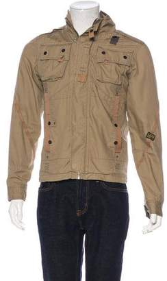 G Star Recolite Utility Jacket