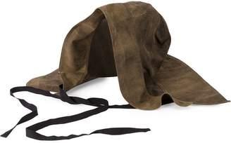 Uma Wang hooded hat
