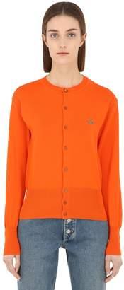 Vivienne Westwood Classic Cotton Knit Cardigan