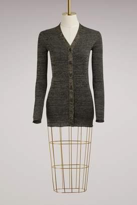 Prada Long Sleeved Cardigan
