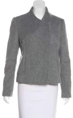 By Malene Birger Wool-Blend Zip-Up Jacket