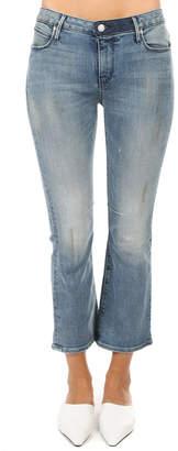 RtA Kiki Kick Flare Jean