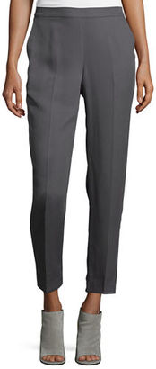 Eileen Fisher Tencel® Slim Ankle Pants $198 thestylecure.com