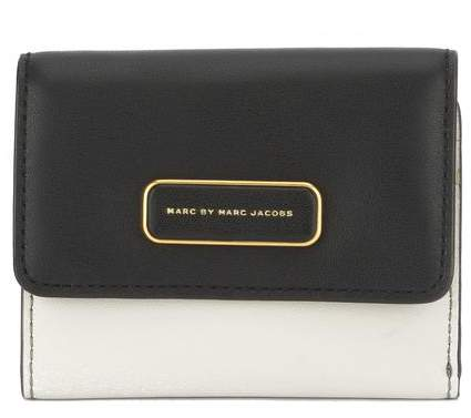 Marc By Marc Jacobs Marc Jacobs Bicolor Ligero New Billfold Wallet (New with Tags)