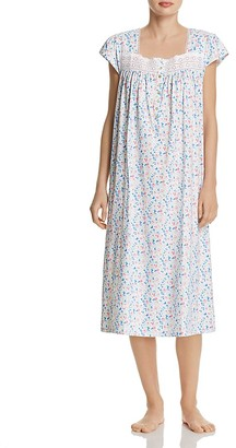 Eileen West Cap Sleeve Ballet Nightgown $64 thestylecure.com