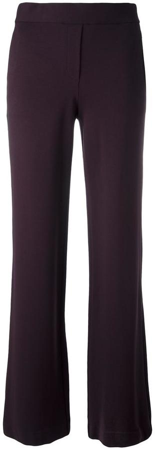 Theory Theory flared trousers