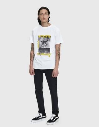 Soulland S/S Murph T-Shirt in White