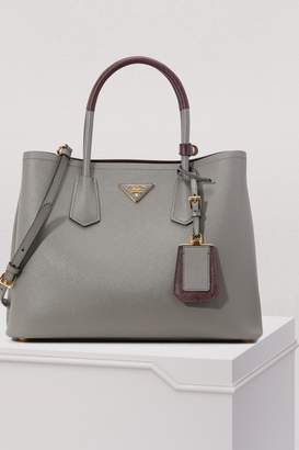 Prada Two-Tone Handbag